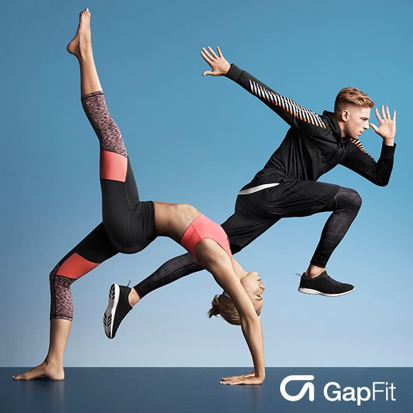100% quality quarantee affordable price 2019 wholesale price Yoga Clothes : Ring in the new year in GapFit's best styles ...