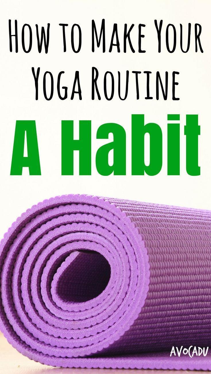 Yoga Routine | Yoga Sequence | How to Do Yoga Everyday | Yoga Habit | avocadu.co...