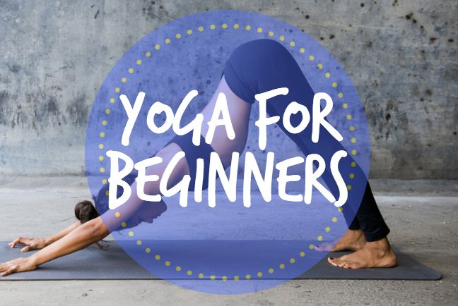 Yoga for beginners at Avocadu