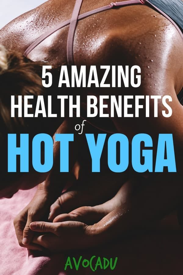 Yoga is really great for you for flexibility, weight loss, and more, but did you...
