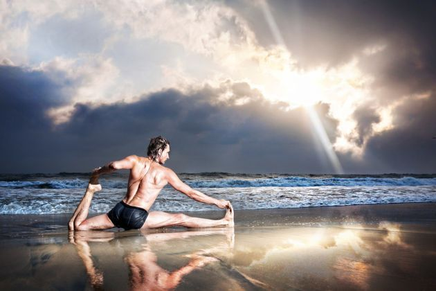 10 Clues You Might Be Ready For An Intermediate Or Advanced Yoga Class - Men doi...