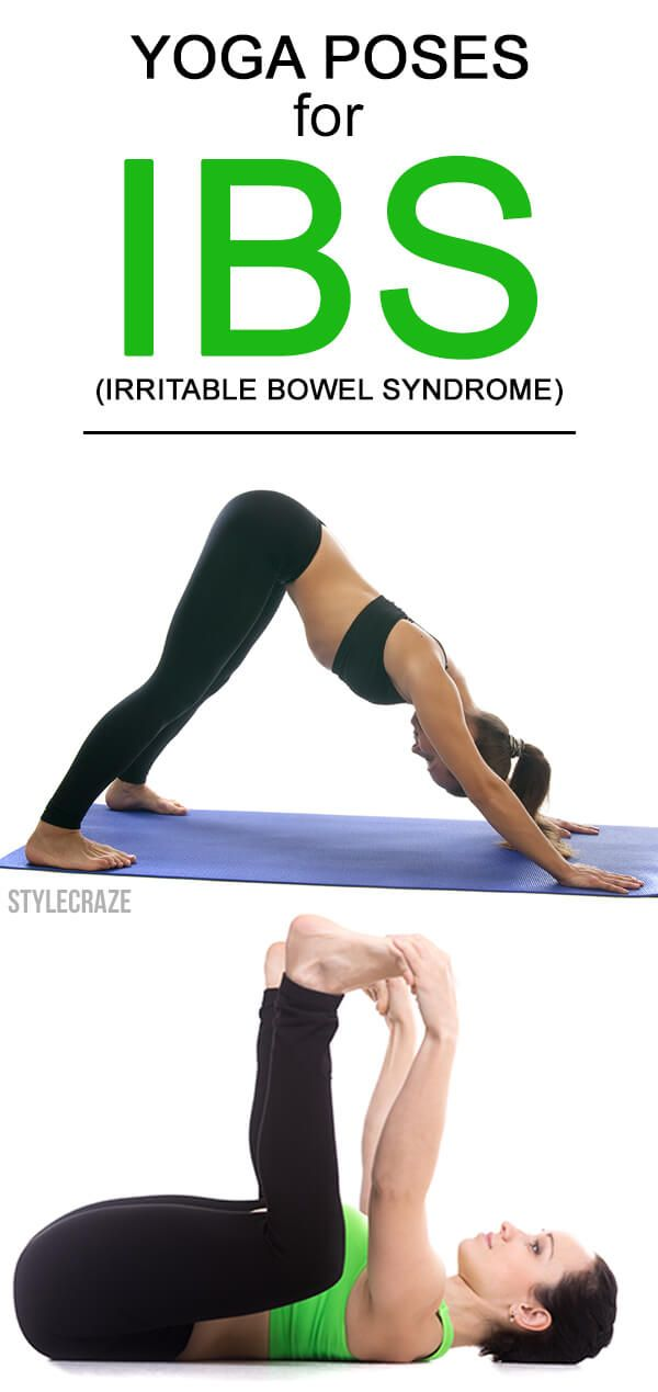 3 Effective Yoga Poses For IBS (Irritable Bowel Syndrome)