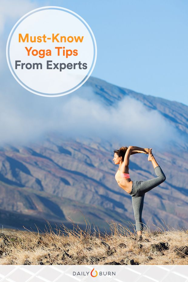 8 Things Experts Wish You Knew About Yoga