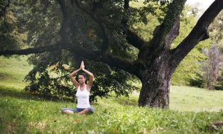 The Only Yoga Pose You Need For Great Sleep - mindbodygreen.com #yoga #sleep #yo...
