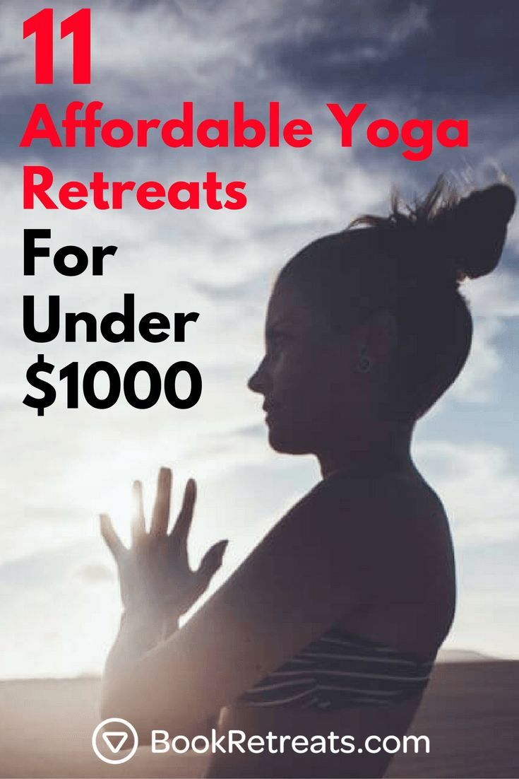 We see lots of retreats come through our site. We've picked 11 of the most ins...