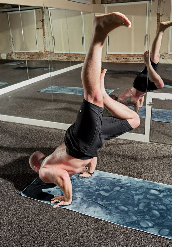 Why Special Ops Are Doing Yoga—And Why You Should, Too