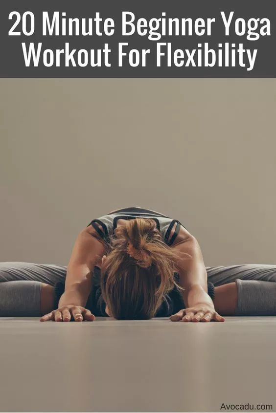 DownDog Yoga Poses for Fun & Fitness: 20 Minute Beginner Yoga Workout For Flexib...