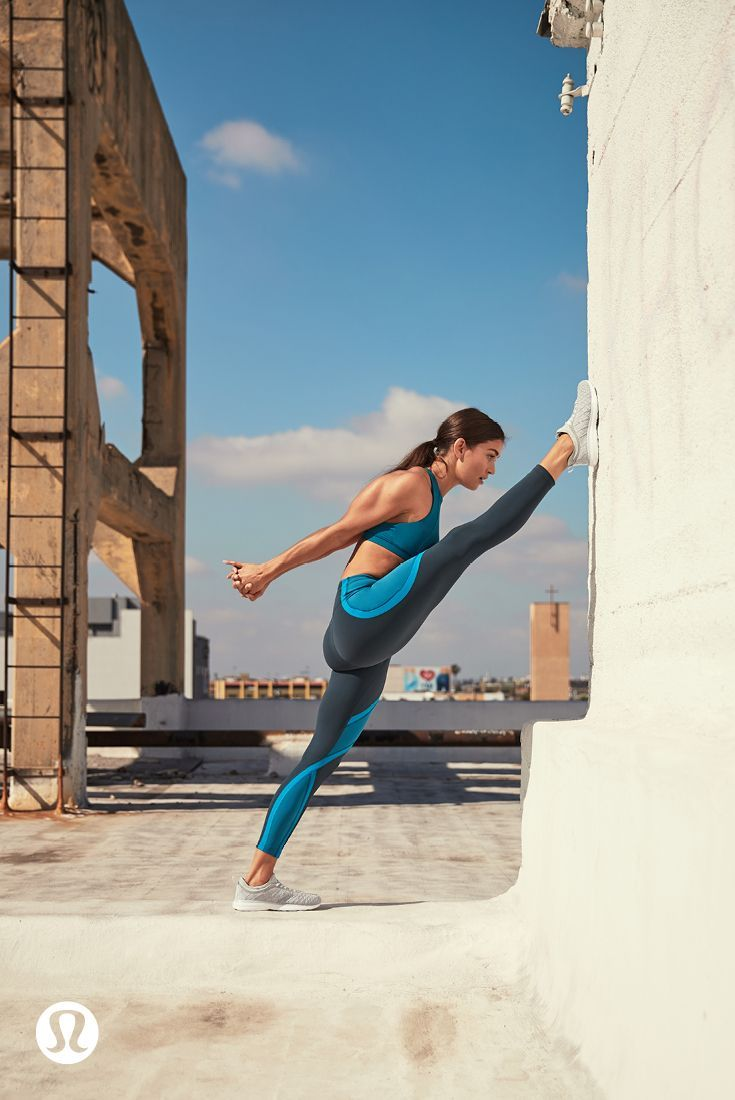 Distraction-free so you can focus on redefining your limit. | lululemon #yogapan...
