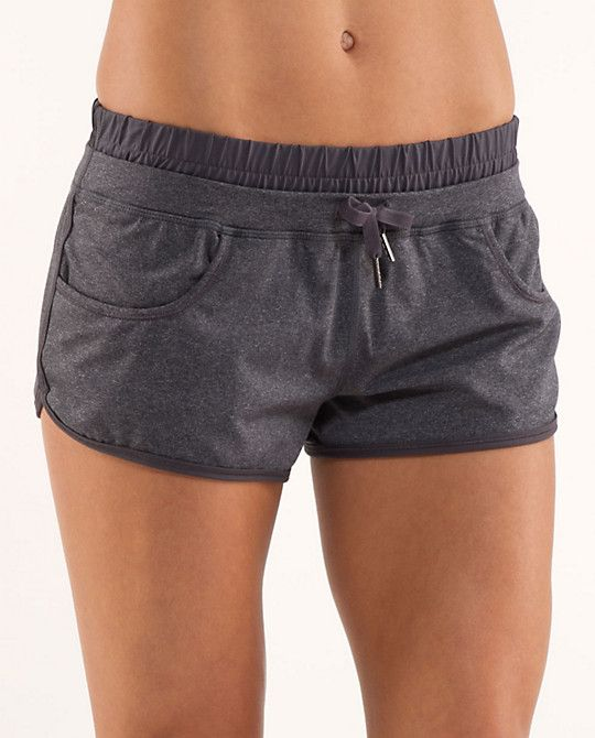 Lulu love... will I be inspired to go running because I buy cute shorts or so I ...