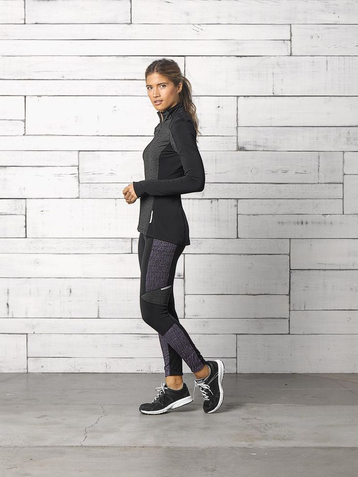 The Sierra 1/4 Zip and Ergo Legging are versatile high-performance pieces with a...