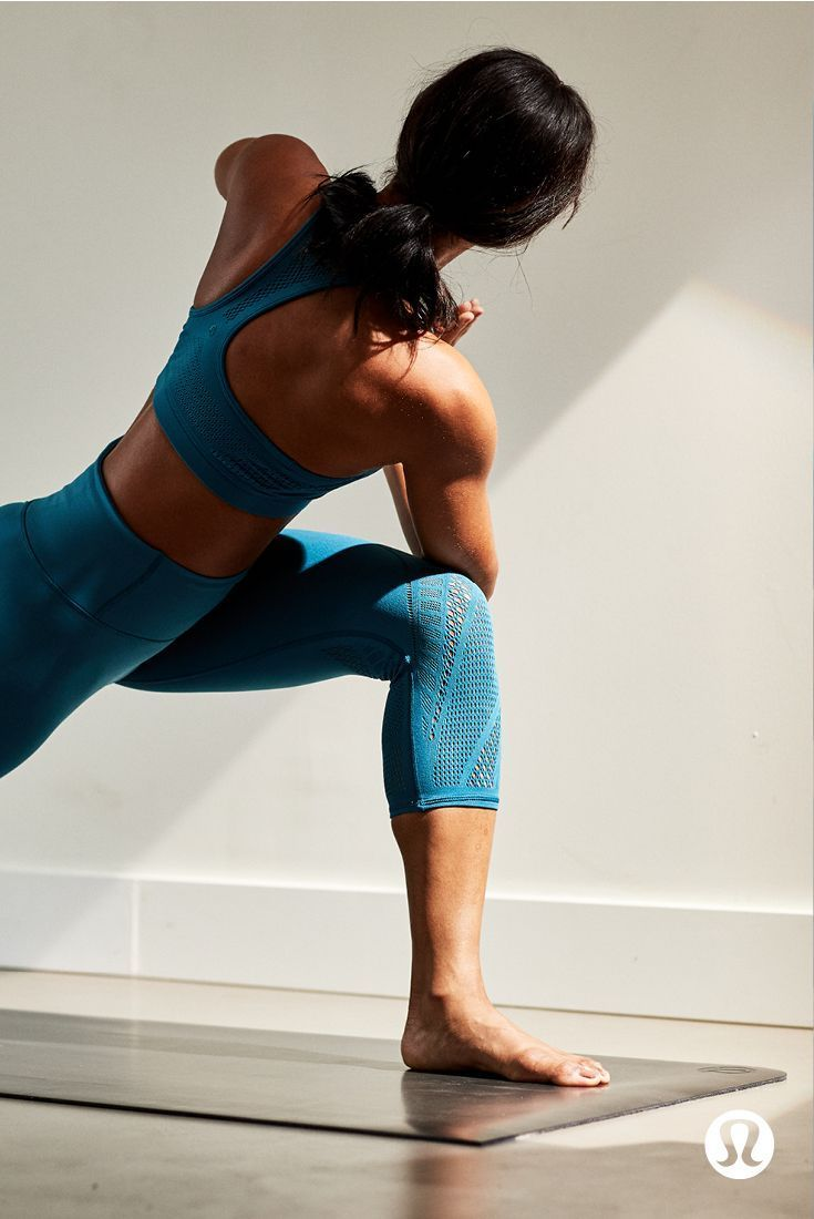 Yoga Clothes : The reveal tight with a new high-rise fitperfect for your studio ...