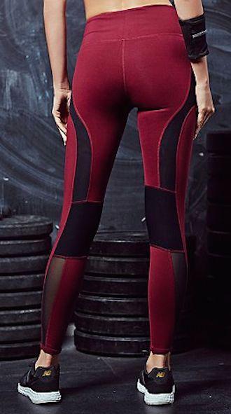 sleek workout pants