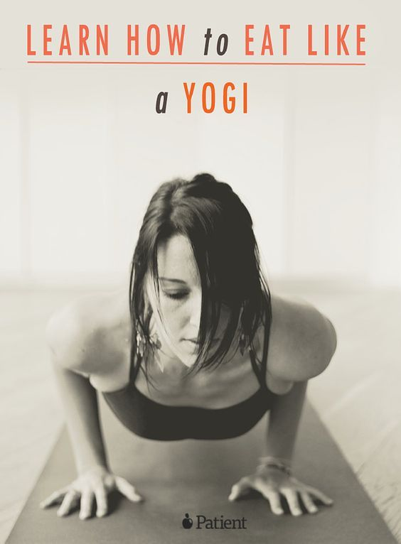 DownDog Diary: Yoga Keeps You Young: Learn how to eat like a yogi.  From the Dow...
