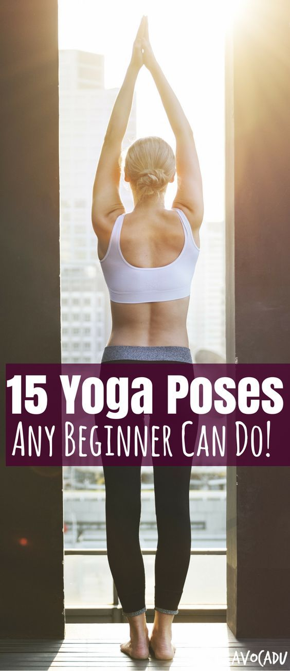 DownDog Yoga for Fun & Fitness: 15 Basic Yoga Poses Any Beginner Can Do! From th...