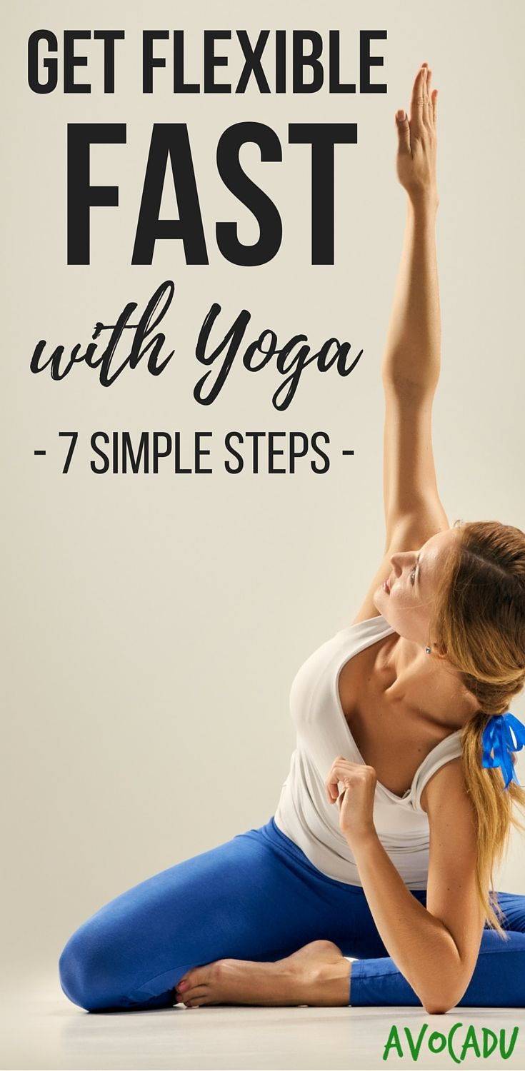 Yoga For Beginners : While there is no magic pill or magic