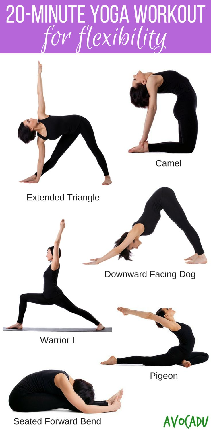 Improve your flexibility fast and relieve aches and pains with this yoga for beg...