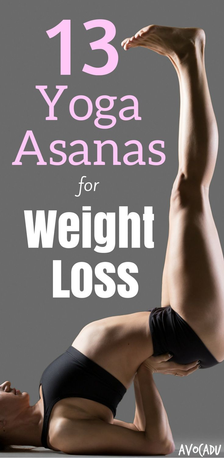 Yoga Asanas for Weight Loss | Yoga to Lose Weight | Yoga Poses for Weight Loss |...