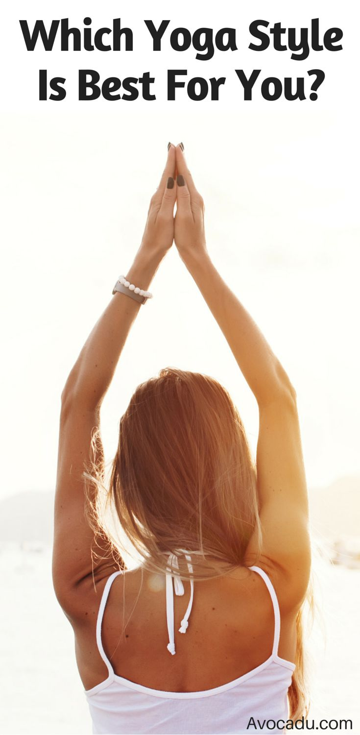 Yoga is great to relieve stress, lose weight, and tone the muscles, but which st...