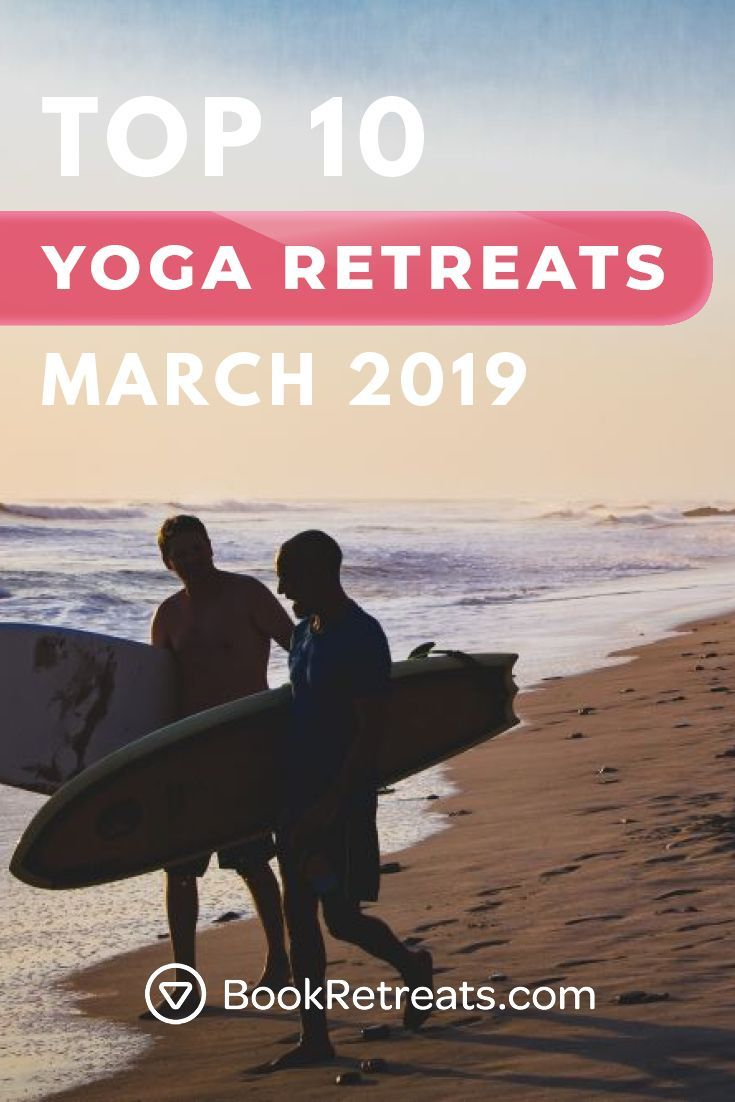🌺Top 10 Affordable Yoga Retreats March 2019 🌺  From Valencia's Las Falla...