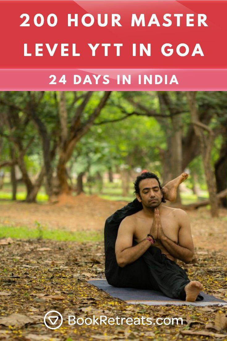 24 Days 200 hour Master Level Yoga Teacher Training in Goa, India || 200 Hour Yo...