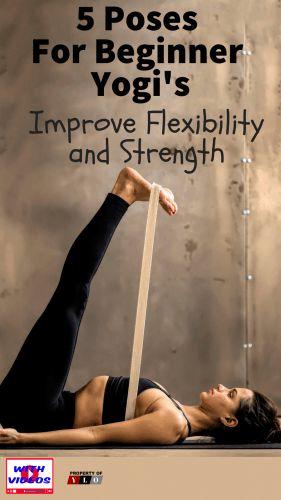 5 Beginner Bikham Yoga Poses | Top 5 Bikram Yoga Poses | Yoga | Yoga Beginners |...