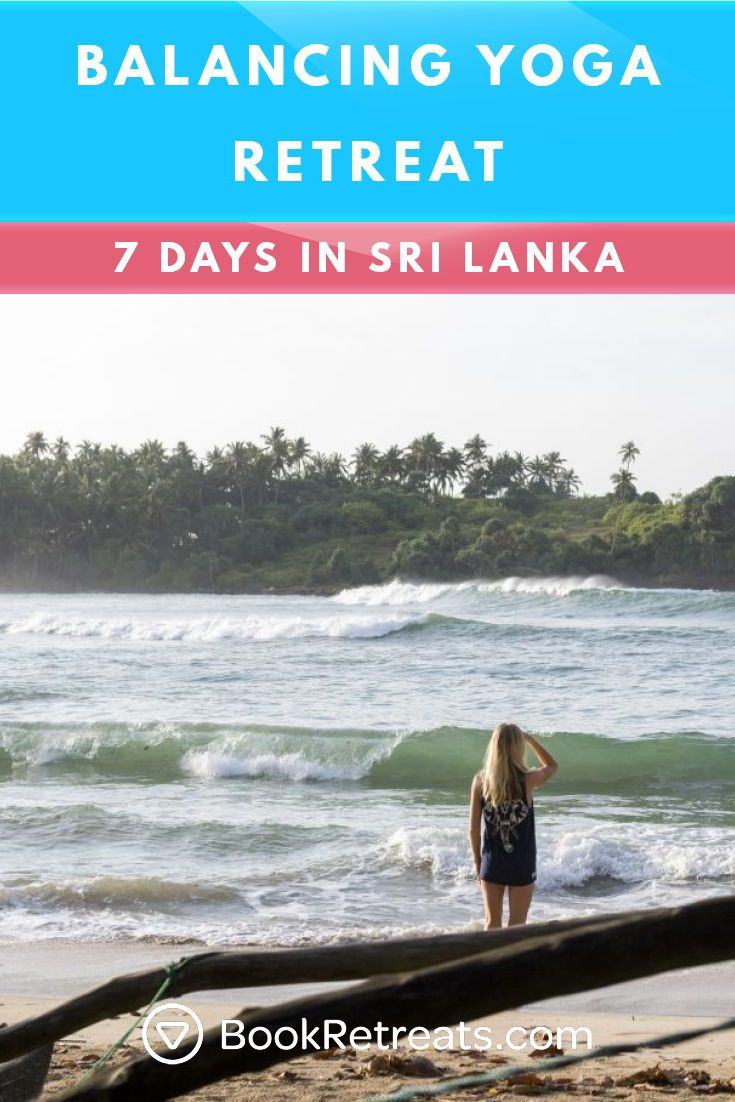 7 Day 'Journey to Balance' Yoga and Meditation Retreat, Sri Lanka // Find balanc...