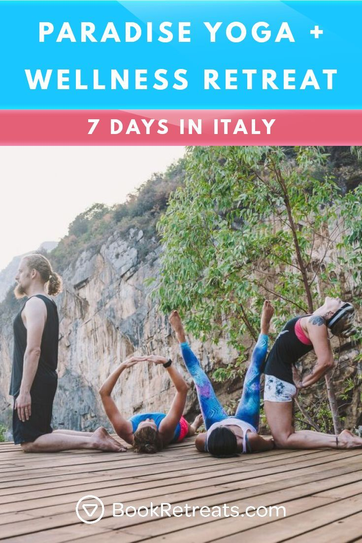 7 Day Positano Paradise Yoga and Wellness Retreat, Italy // We are overjoyed to ...