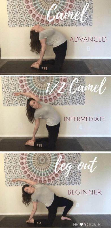 Breaking Down Yoga Poses.