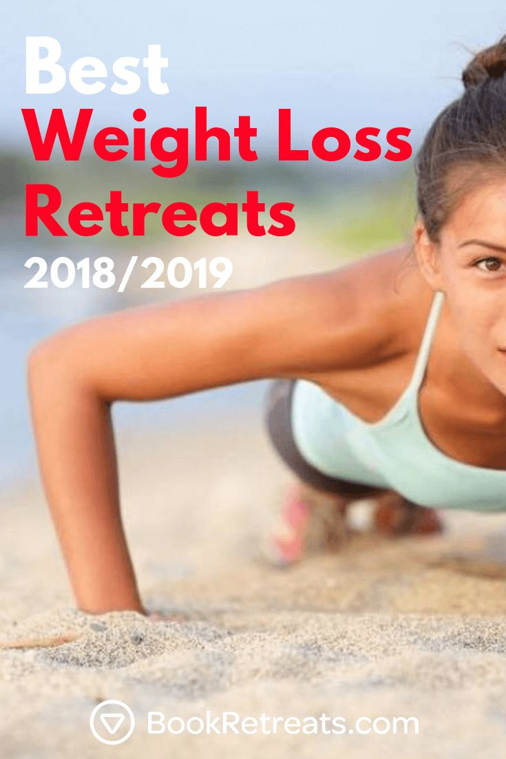 Check out the top weight loss retreats around the world!  #weightloss #yogaforwe...
