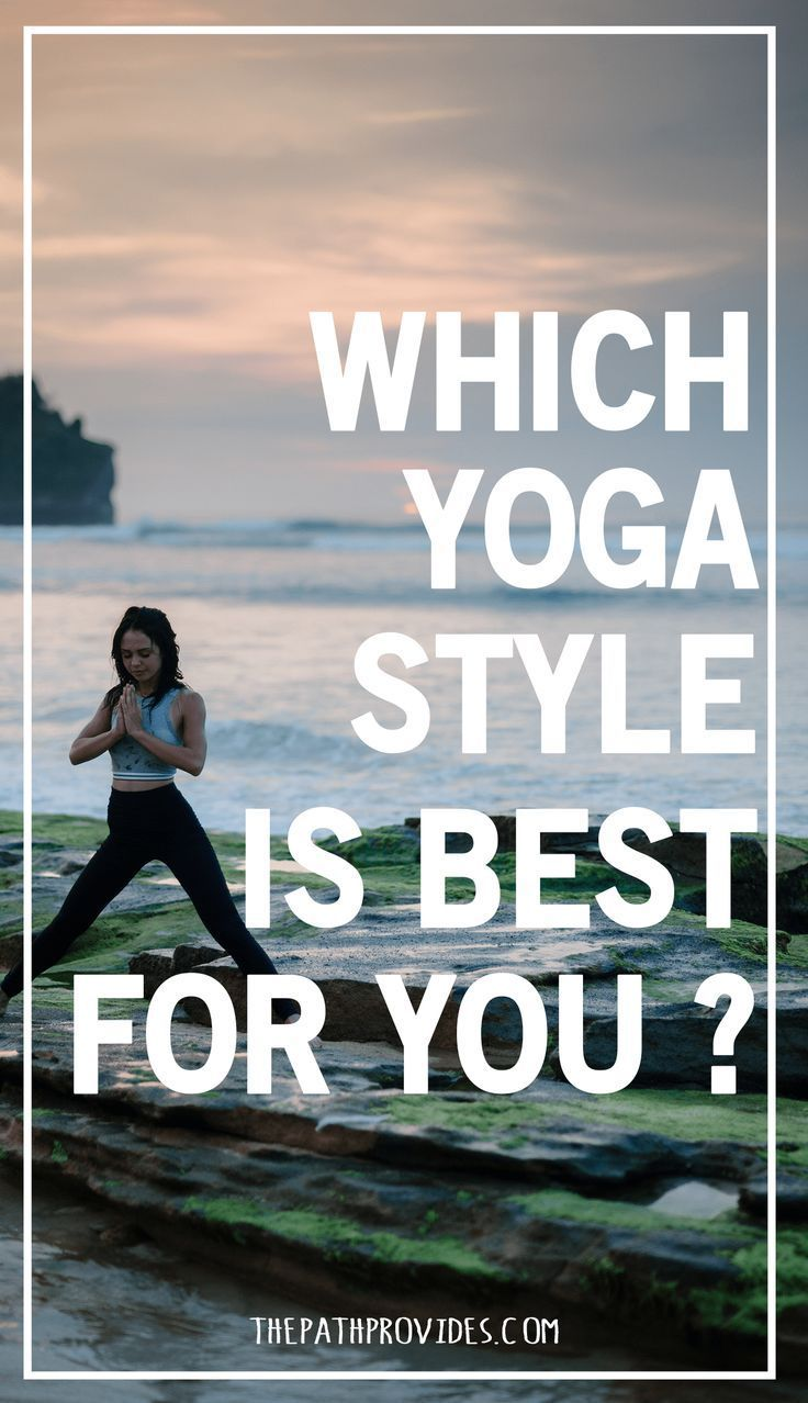Do you ever feel overwhelmed by all the different types of yoga classes out ther...