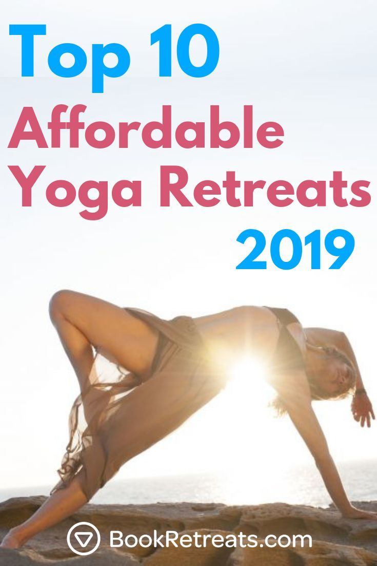 Find The Best Affordable Yoga Retreats in 2019! You've been dreaming about it fo...