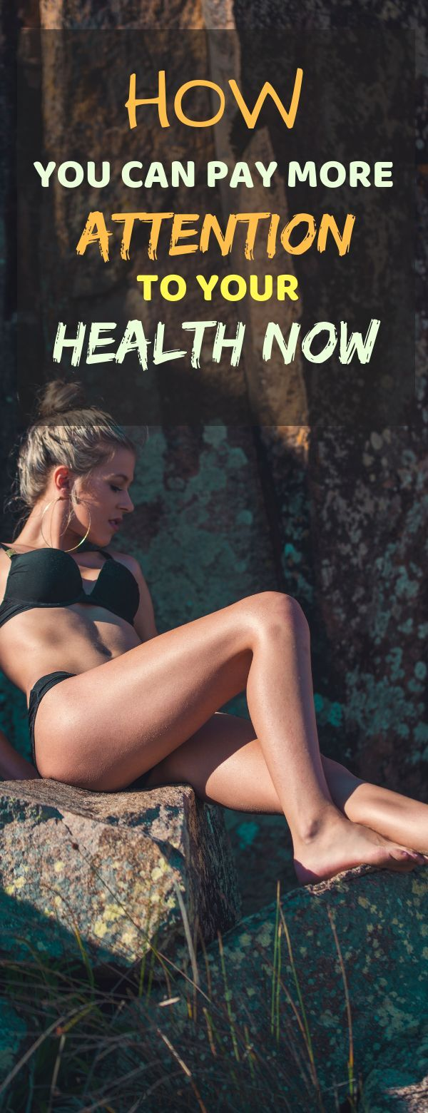 HEALTH & FITNESS MUST DO's and TIPS:  HOW YOU CAN PAY MORE ATTENTION TO YOUR...