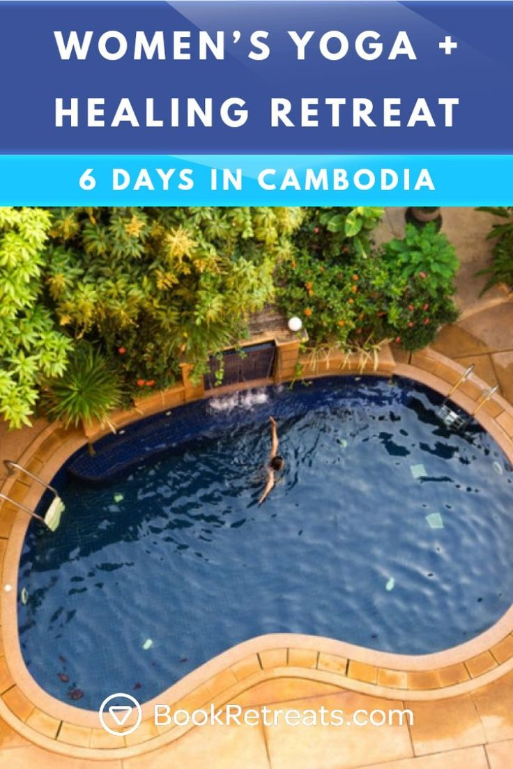 Join us for a women's Yoga and Meditation Retreat in Cambodia where self LOVE an...