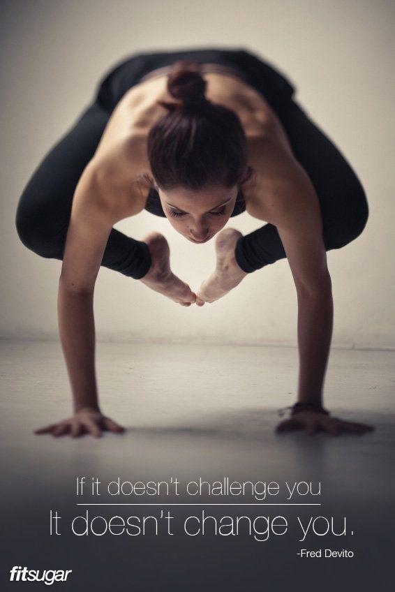 Let it change you.