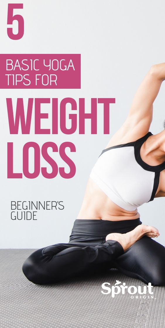 Make the process of losing weight one that yields long term results. Here are 5 ...