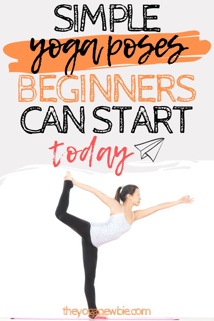 Simple Yoga Poses Beginners Can Start Today