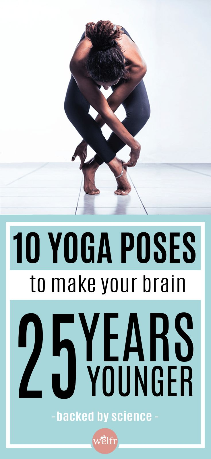 -These 10 Yoga Poses For Beginners Will Make Your Brain 25 Years Younger Accordi...