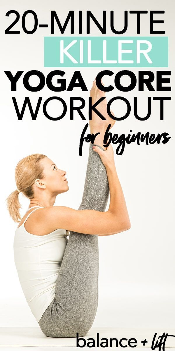 Trying to build your abs with yoga? Check out these poses to really rock your yo...