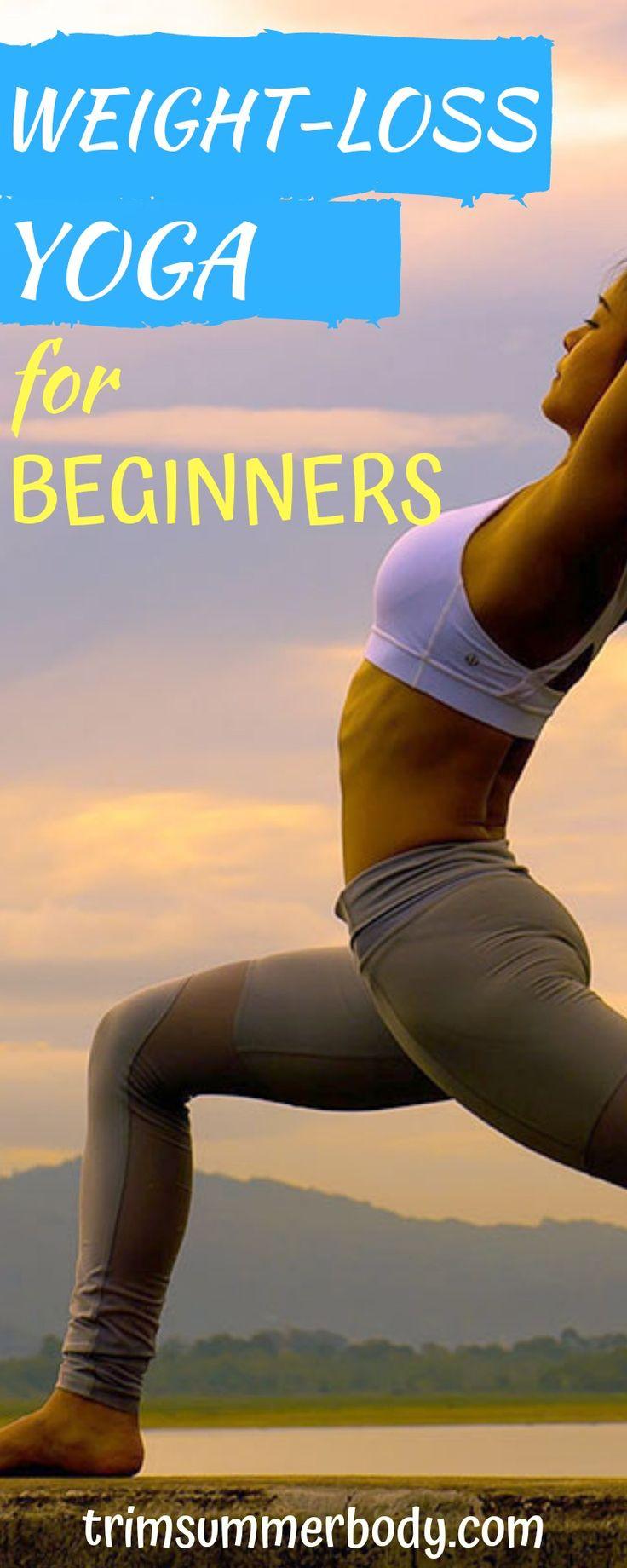 Weightloss yoga for beginners