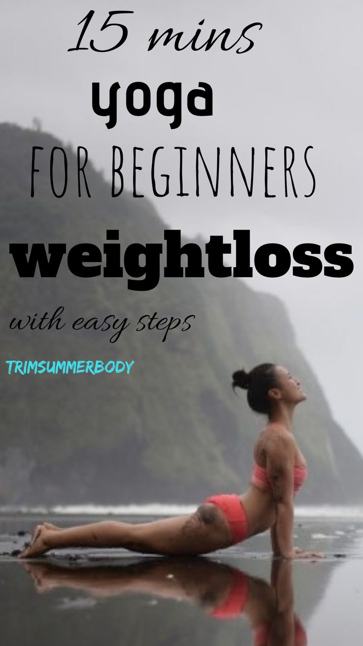 Yoga for beginner weightloss, losing weight is made easy with these yoga for beg...