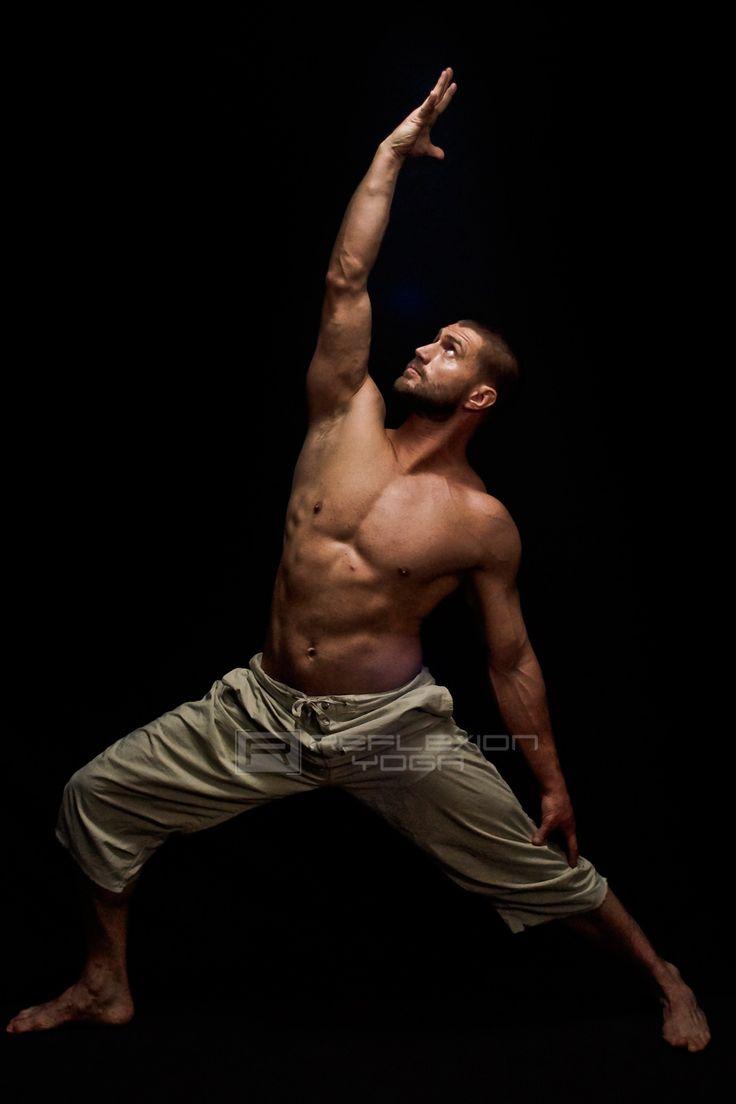 yoga man. More inspiration at: www.valenciamindf... #yogaposture #yogaposes #yog...