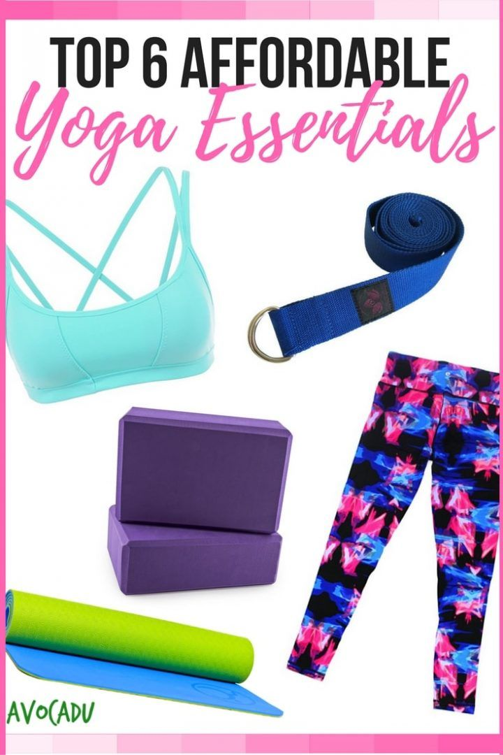 Top 6 Affordable Yoga Essentials on Amazon