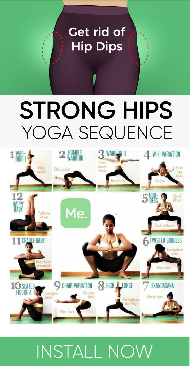 Yoga Challenge will help your body look perfect and your love life better! Try t