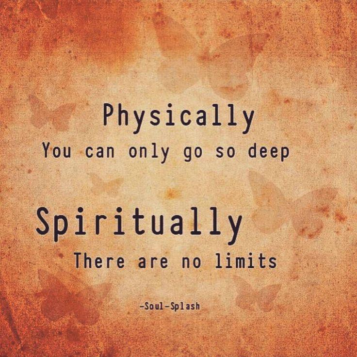 ...no limits.