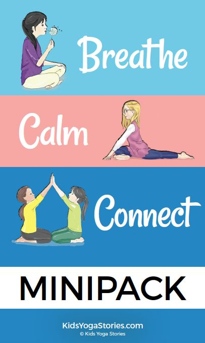 FREE Digital Yoga Card Deck for Kids  (Value $7.95).  Bring ease, joy, and conne...