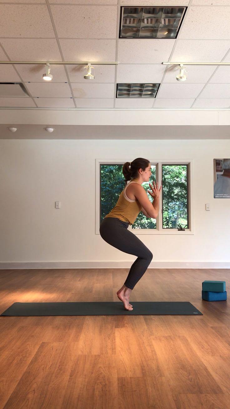 yoga sculpt leg workout