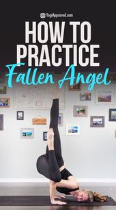 Fallen Angel: Learn How to Practice This Beautiful Arm Balance (Photo Tutorial)