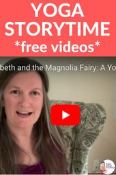 Yoga Storytime Videos for Kids   Kids Yoga Stories