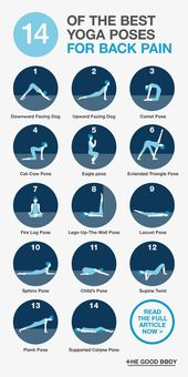 14 Best Yoga Poses For Back Pain According To Experts (And Yogis!)