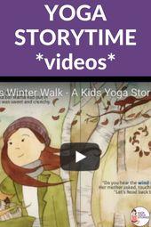 FREE Yoga Storytime Videos for Kids | Kids Yoga Stories